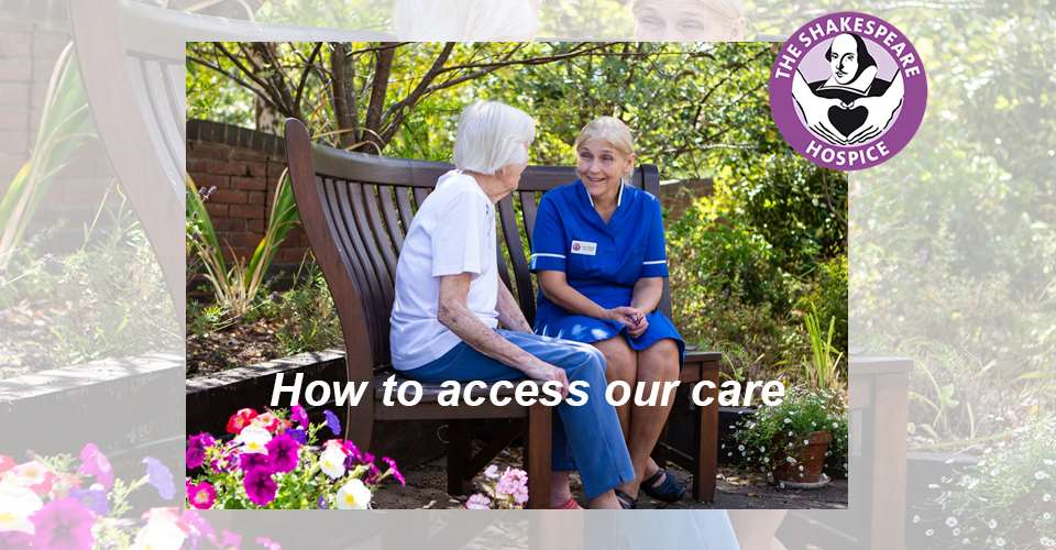How to access our care